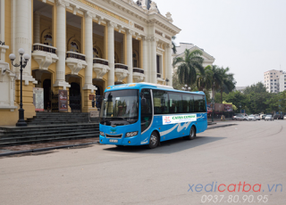 CAT BA BUS - CAT BA EXPRESS BUS