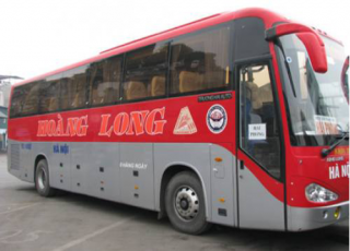 BUS TO CATBA - HOANG LONG BUS