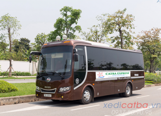 CAT BA BUS - LUXURY CAT BA EXPRESS